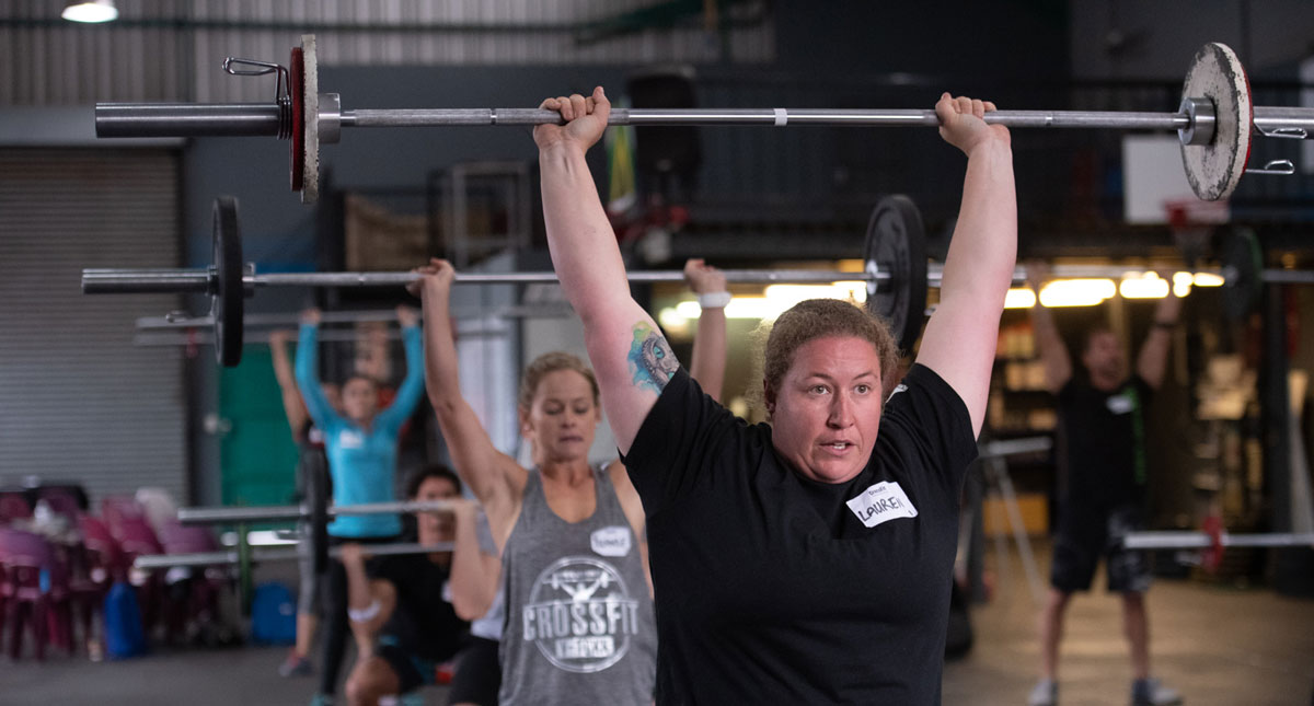 Why CrossFit Works - Feature