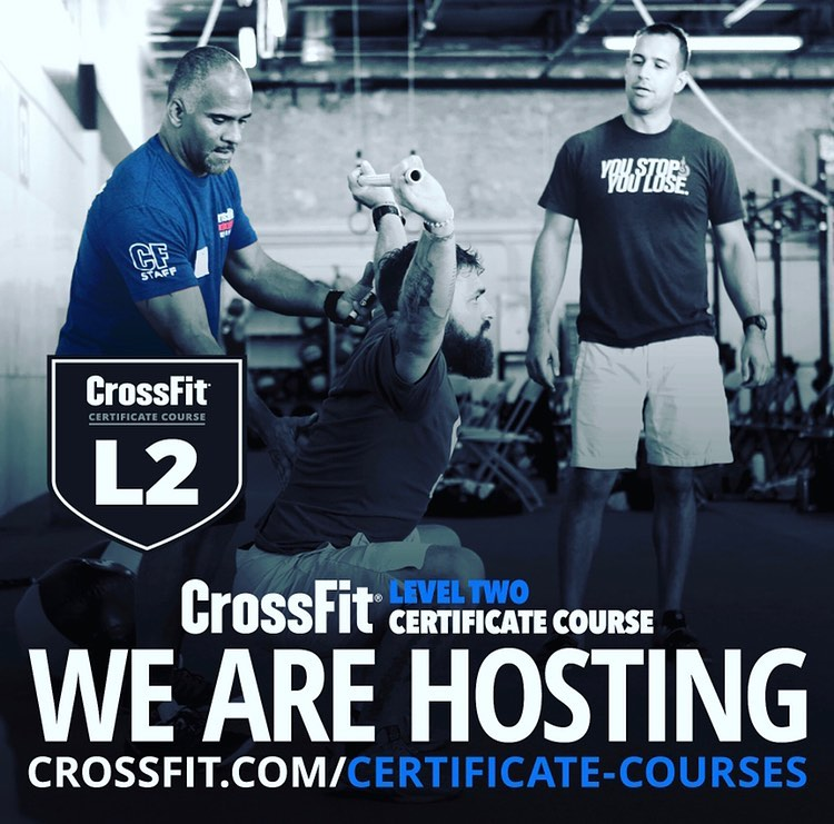 CrossFit Certification Course - Level 2